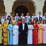 Như Lễ Hy Sinh – Ca Đoàn Hợp Xướng Pio X