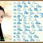 Album Lời Con Xin Chúa Thánh Ca Lưu Ánh Loan Hay Nhất