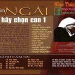 Album Thánh Ca Xin Ngài Hãy Chọn Con Vol 1 – Thiên Hương