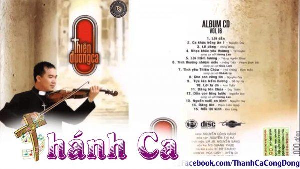 Album Vol 16 Thiên Đường Ca - Tuyển Tập Thánh Ca Lm Nguyễn Sang