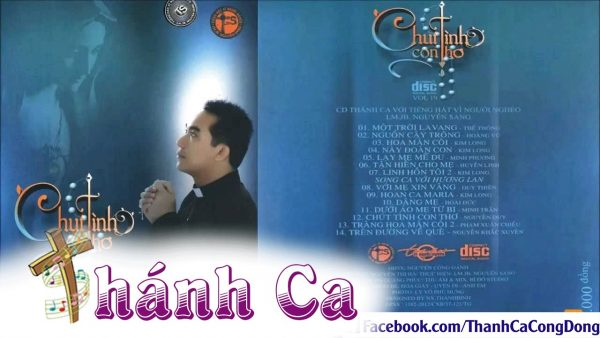 Album Vol 19 Chút Tình Con Thơ - Tuyển Tập Thánh Ca Lm Nguyễn Sang