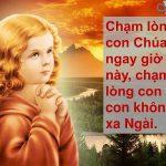 Chạm Lòng Con Chúa Ơi