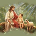 Chúa Chăn Nuôi Tôi
