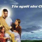 Yêu Như Chúa Yêu – Hạnh Nguyên
